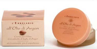 crema corpo erbolario-argan