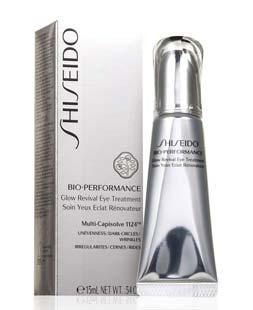 crema contorno occhi shiseido bio performance