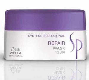 maschera capelli wella repair