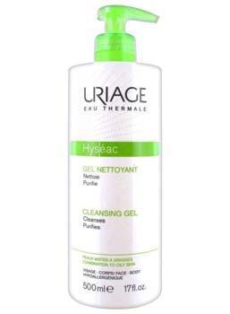 Uriage-Hyseac-Gel-Detergente